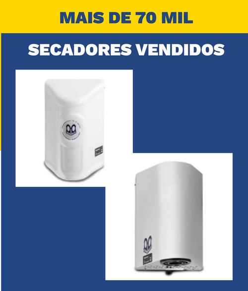 Mais de 70 mil secadores vendidos