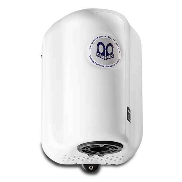 Deseja mais sustentabilidade na sua empresa? Troque as toalhas de papel pelos secadores de mãos HD 0900 produzidos pela Geminus. Todos nossos equipamentos são certificados pelo INMETRO.
