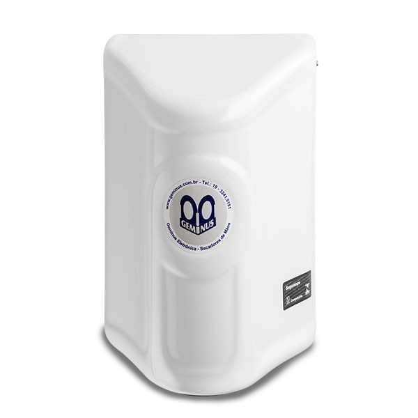 Quer mais sustentabilidade na sua empresa? Troque as toalhas de papel pelos secadores de mãos HD 2900 produzidos pela Geminus. Nossa empresa investe em alta tecnologia e desenvolve os melhores secadores de mãos do mercado.